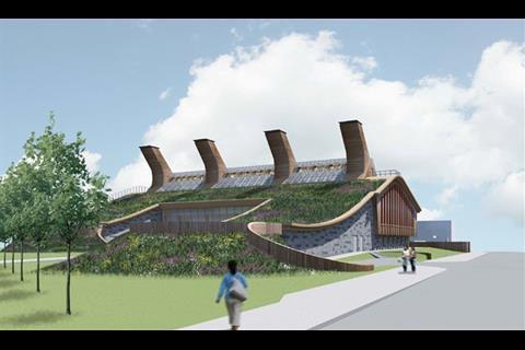 Nottingham carbon neutral Lab